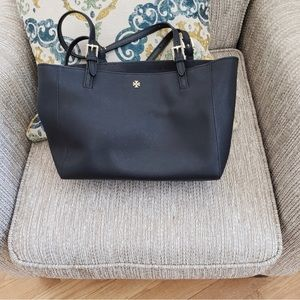 Authentic Tory Burch Small Emerson Tote